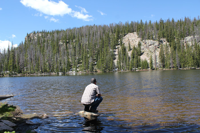 Picture of Echo Lake